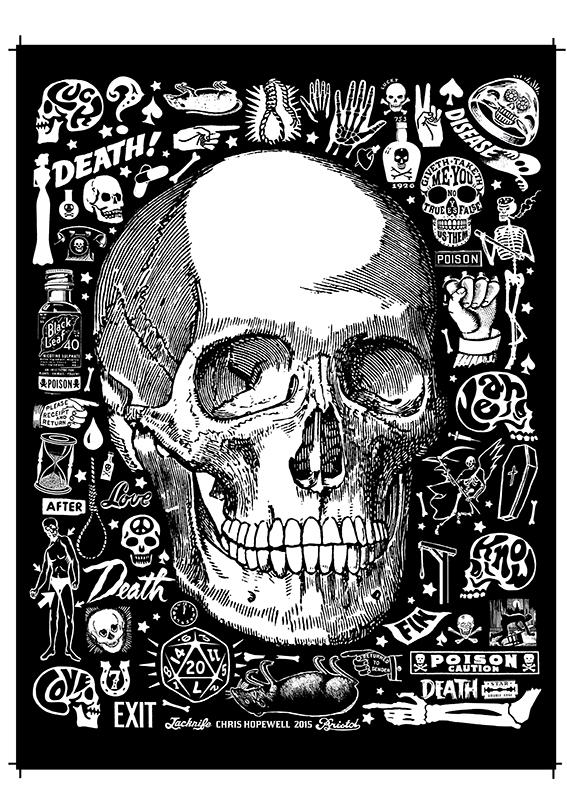 paper skull 1