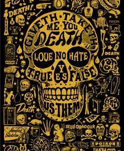 death fin