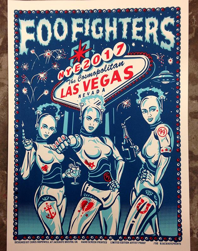 FooFightersLasVegas